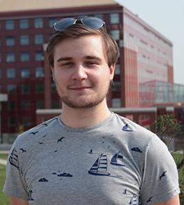 ELTE TTK HÖK Ösztöndíjakért felelős biztos - Égerházi Bálint
