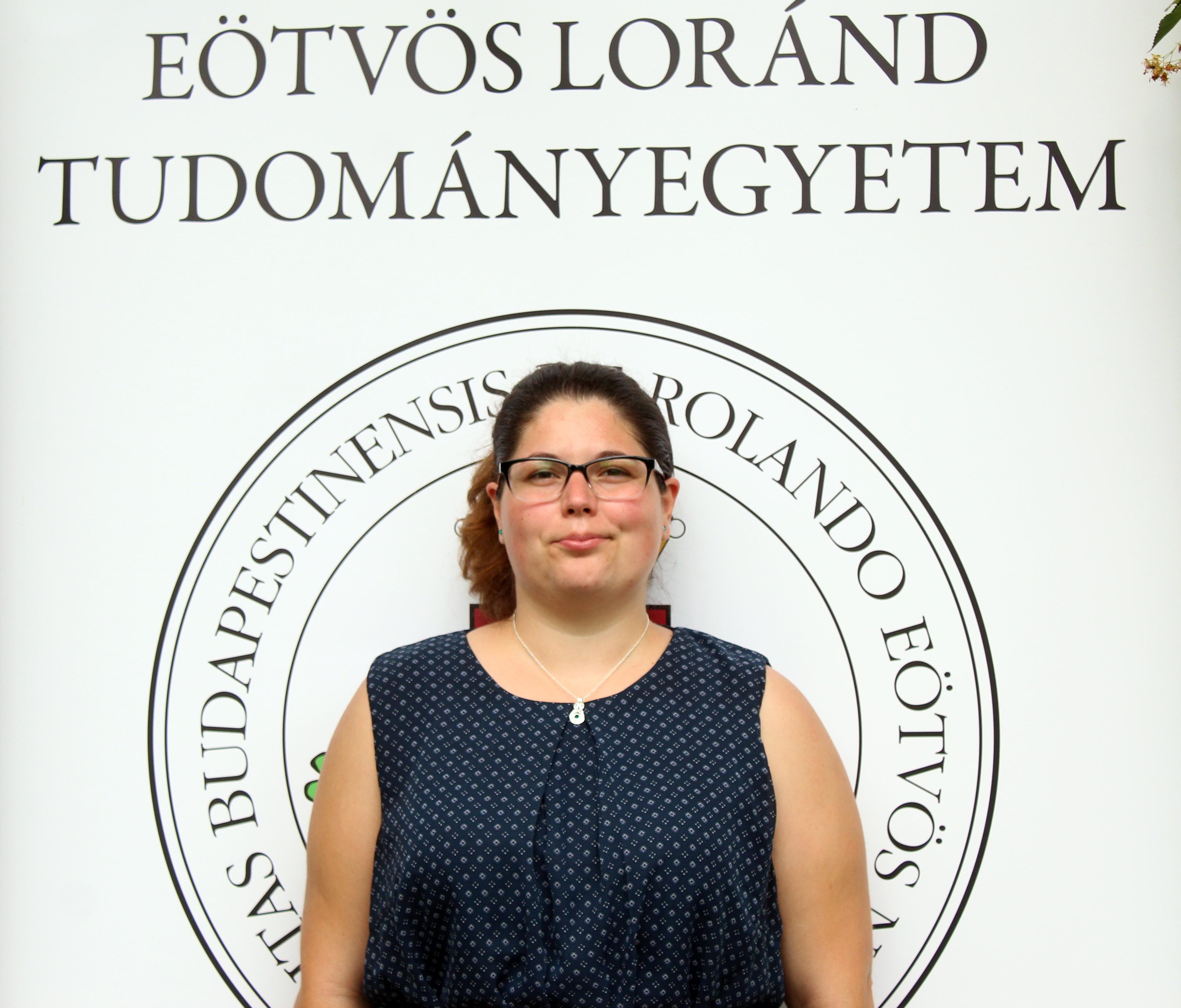 ELTE TTK HÖK Szombathelyi ügyekért felelős referens  - Lengyel Eszter