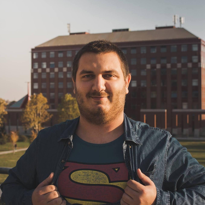 ELTE TTK HÖK Informatikus - Szabó Áron